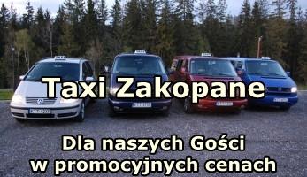Taxi Zakopane